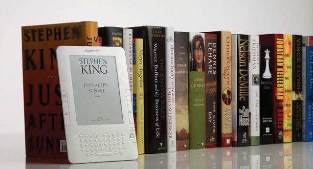 электронная читалка Amazon Kindle