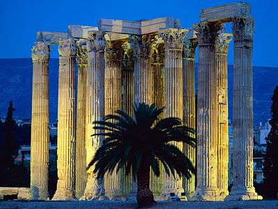 Олимпия, Греция, храм Зевса