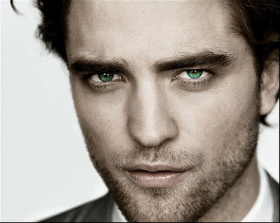 25 место Роберт Паттинсон (Robert Pattinson)