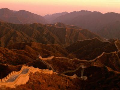 Великая китайская стена, Бадалин, Китай