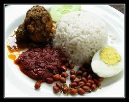 Малайзия - завтрак за $1