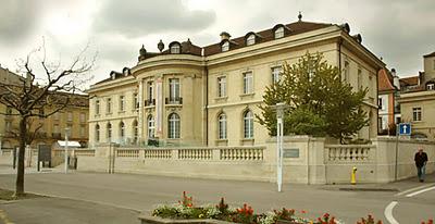Музей еды, город Веве, Швейцария