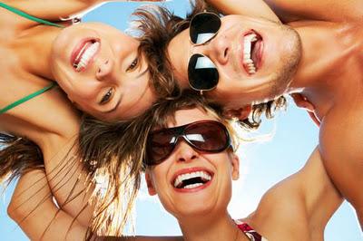 друзья, смех, радость