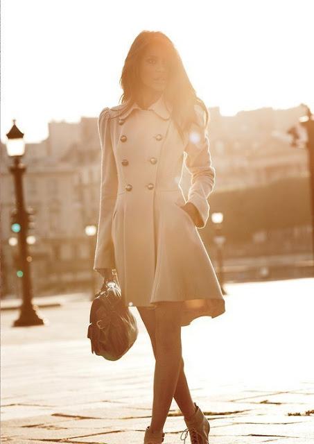 пальто, женское пальто, девушка в пальто, модное пальто 2012