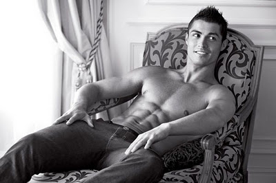 34 место Криштиано Роналдо (Cristiano Ronaldo)