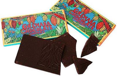 Компания Grenada Chocolate, остров Гренада