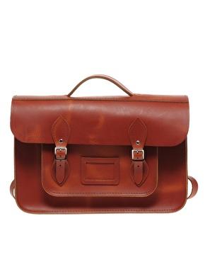 портфель, портфель Cambridge Satchel Company, сумка - ранец