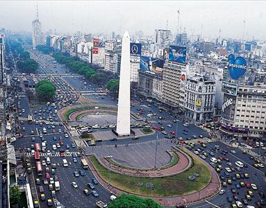 9th of July Avenue, Буэнос Айрес, необычные улицы