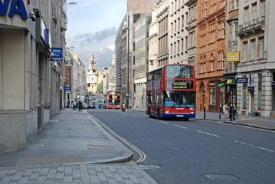 Savoy Court в Лондоне, необычные улицы