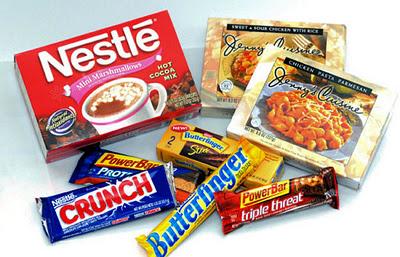 Шоколад Нестле, Nestle
