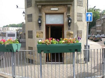 Ebenezer Street, Шотландия, необычные улицы