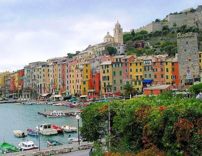 Итальянская Ривьера, Италия, Европа