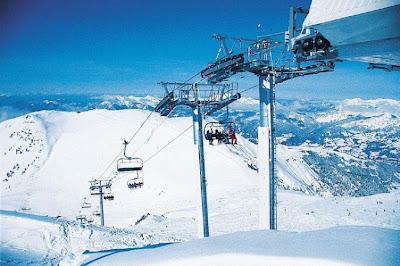 Лучший горнолыжный курорт для семейного отдыха - Флер, Франция (FLAINE, FRANCE)