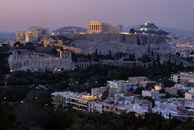 Афины, Греция, Европа