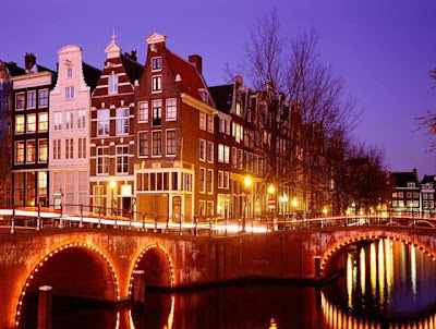 Амстердам, Нидерланды, Европа