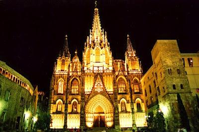 Барселона, Испания, Европа