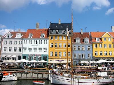 Копенгаген, Дания, Европа