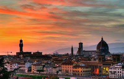 Флоренция, Италия, Европа