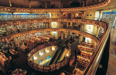 e0ea23a1d8aa Книжный магазин LIBERERIA EL ATENEO GRAND SPLENDID, Буэнос-Айрес, Аргентина