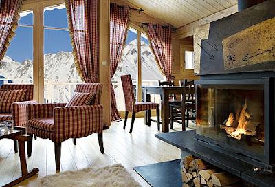 Лучший горнолыжный курорт для пар - ST-Марсель-де-Бельвиль, Франция (ST-MARCEL-DE-BELLEVILLE, FRANCE)
