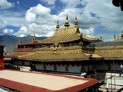 3. Буддийский Храм Джоканг (JOKHANG)