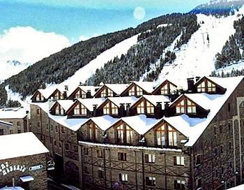 Лучший горнолыжный курорт для начинающих - Сольдеу, Андорра (SOLDEU, ANDORRA)