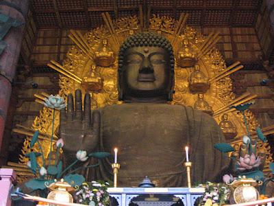 4. Буддийский Храм Тодайдзи (TODAIJI)