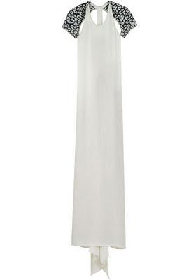 Шелковое платье PHILLIP LI T-BACK