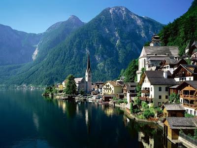 Гальштат, Австрия, Европа