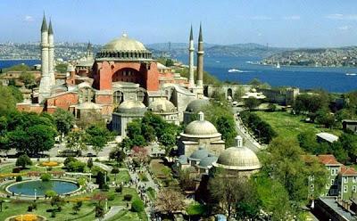 Стамбул построен на шелке и золоте