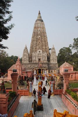6. Буддийский Храм Махабодхи (MAHABODHI)