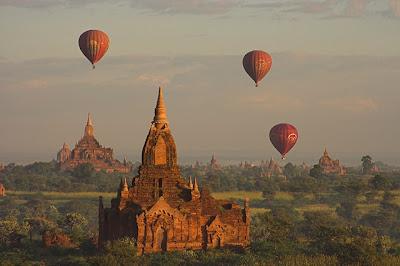 8. Буддийские Храмы в Баган (BAGAN)