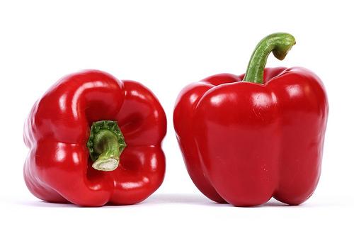 Ешьте красный болгарский ПЕРЕЦ - он богат витамином С, он поможет вам повысить иммунитет