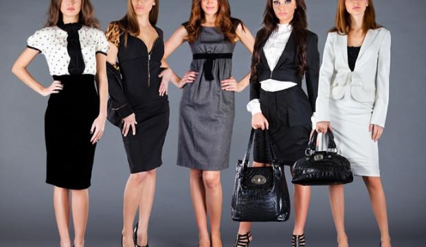 Модная деловая одежда для женщин весна-лето 2013
