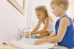 Умеете ли вы мыть руки?