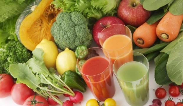 Дневная норма овощей и фруктов