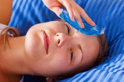 Что делать при ранении головы?