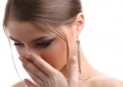 неприятный запах изо рта?