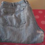 Готовые джинсы фото