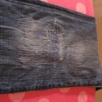 Старые джинсы фото