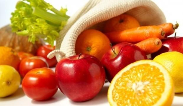 Поедание овощей и фруктов яркого цвета может предотвратить паралич