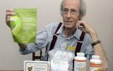 Диета избавила пенсионера от рака