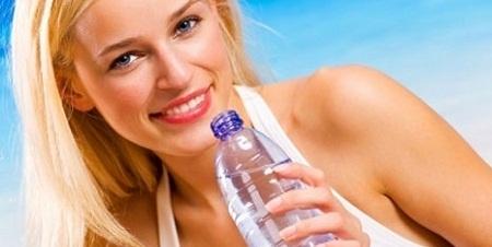 В чем польза минеральной воды?
