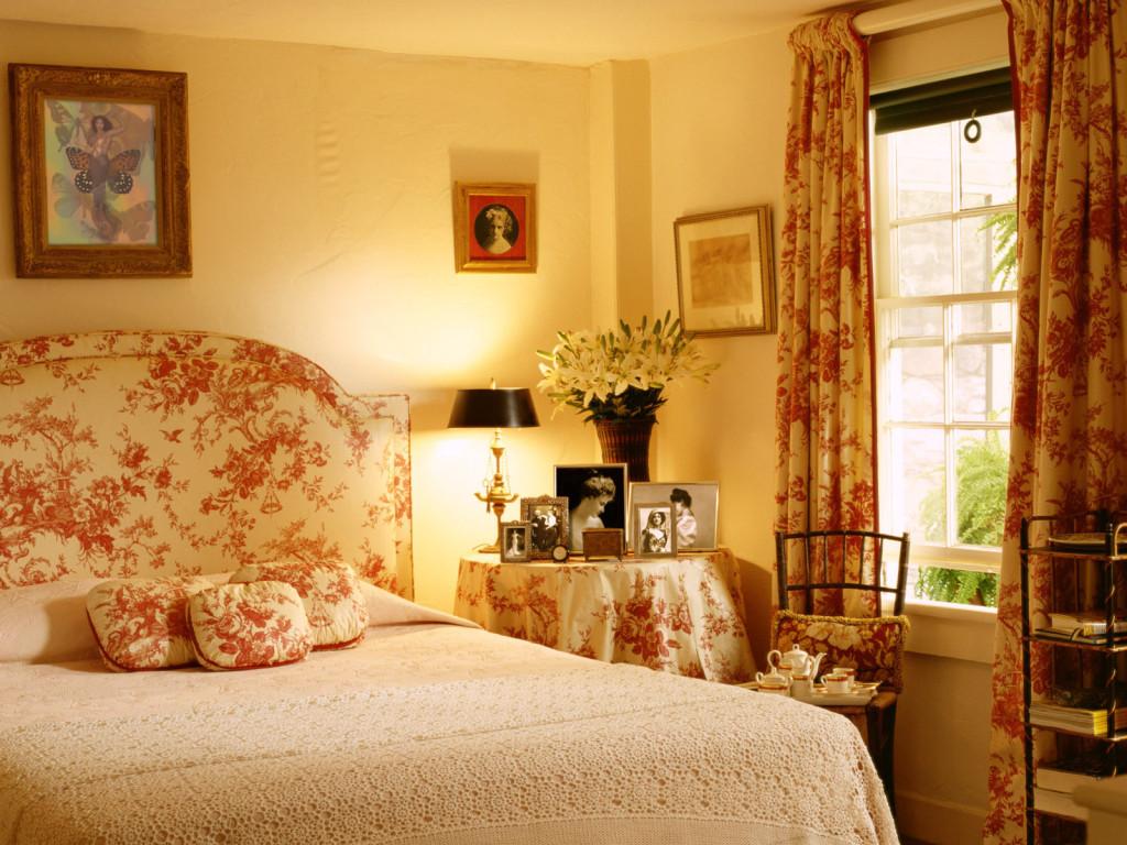 Спальня в стиле ретро своими руками фото