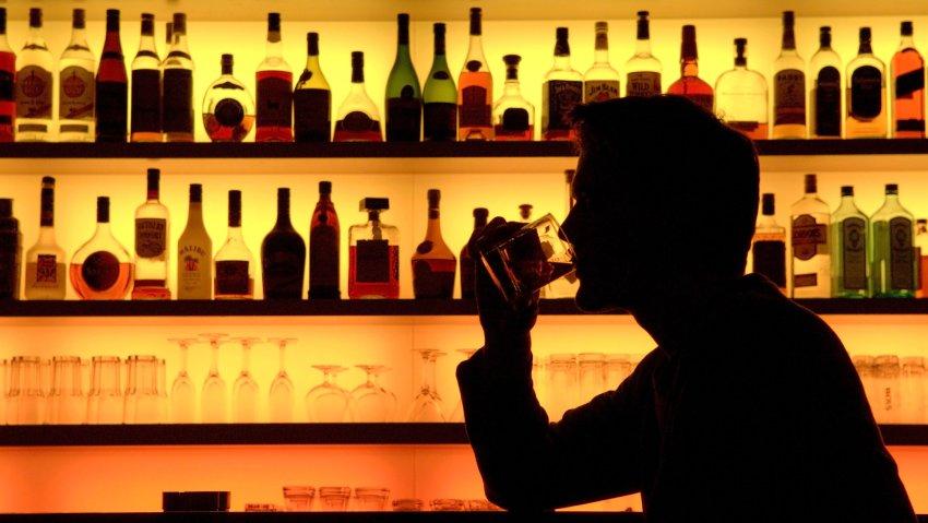 Алкогольная зависимость фото