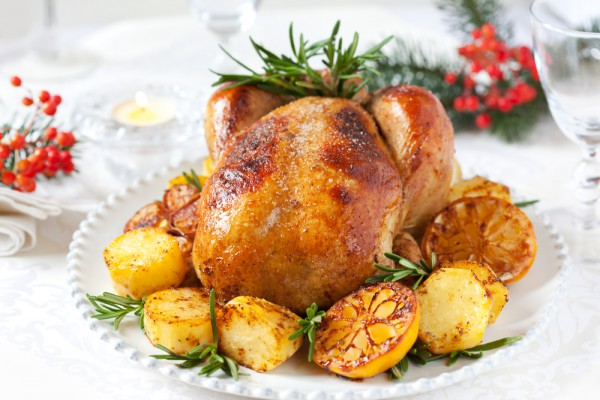 Как приготовить курицу на новый год