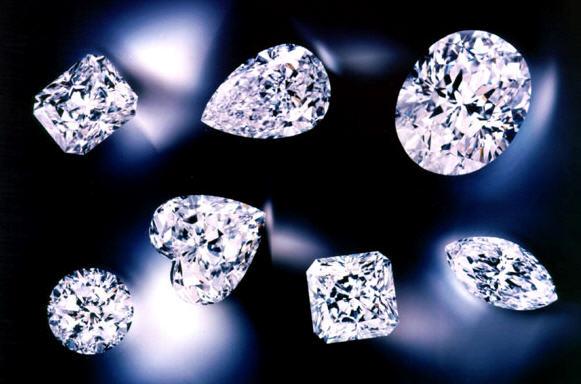 Формы бриллиантов фото