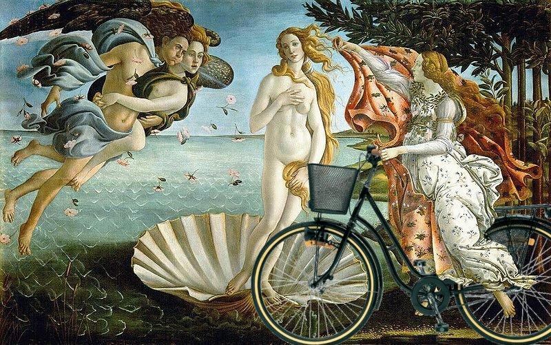 Венера Ботичелли фото