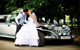 Лимузин на свадьбе фото