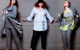 Одежда для полных девушек фото
